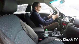 Test Drive Consumi Ssangyong Tivoli Diesel 1.6 e-XDi 2WD Automatica