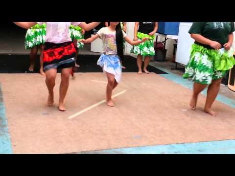 Jenna Tahitian Practice 2013