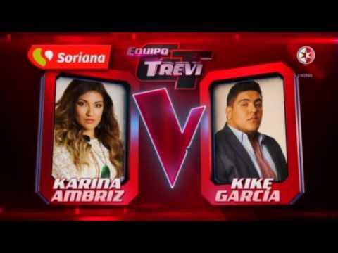 La Voz Mexico 12 Junio 2016 Parte 1