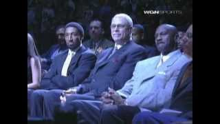 Scottie Maurice Pippen: Chicago Bulls Jersey Retirement Ceremony (December 9, 2005)