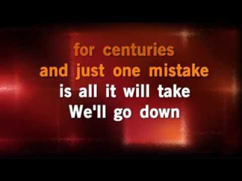 ProSingKaraoke   Fall Out Boy   Centuries Karaoke Version x264