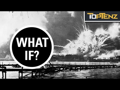 "Top 10 of the Biggest ""WHAT IF"" Scenarios in History"