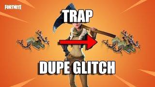 Fortnite - Save the World (Solo) Duplication Glitch (Traps)