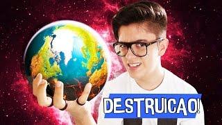 DESTRUÍMOS O PLANETA! - PLAGUE INC.