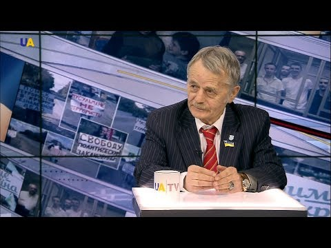 Мустафа Джемилев - лидер крымскотатарского народа