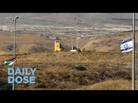 Jordan to Cancel Land Lease Pact as Part of Peace Deal