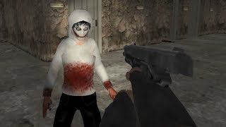 Jeff The Killer: Horrendous Smile // Walkthrough