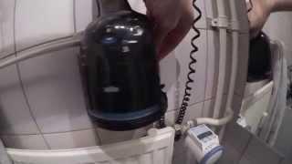 Braun Reinigungskartusche nachfüllen