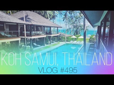 vlog #495 – Precious moments in Koh Samui, Thailand
