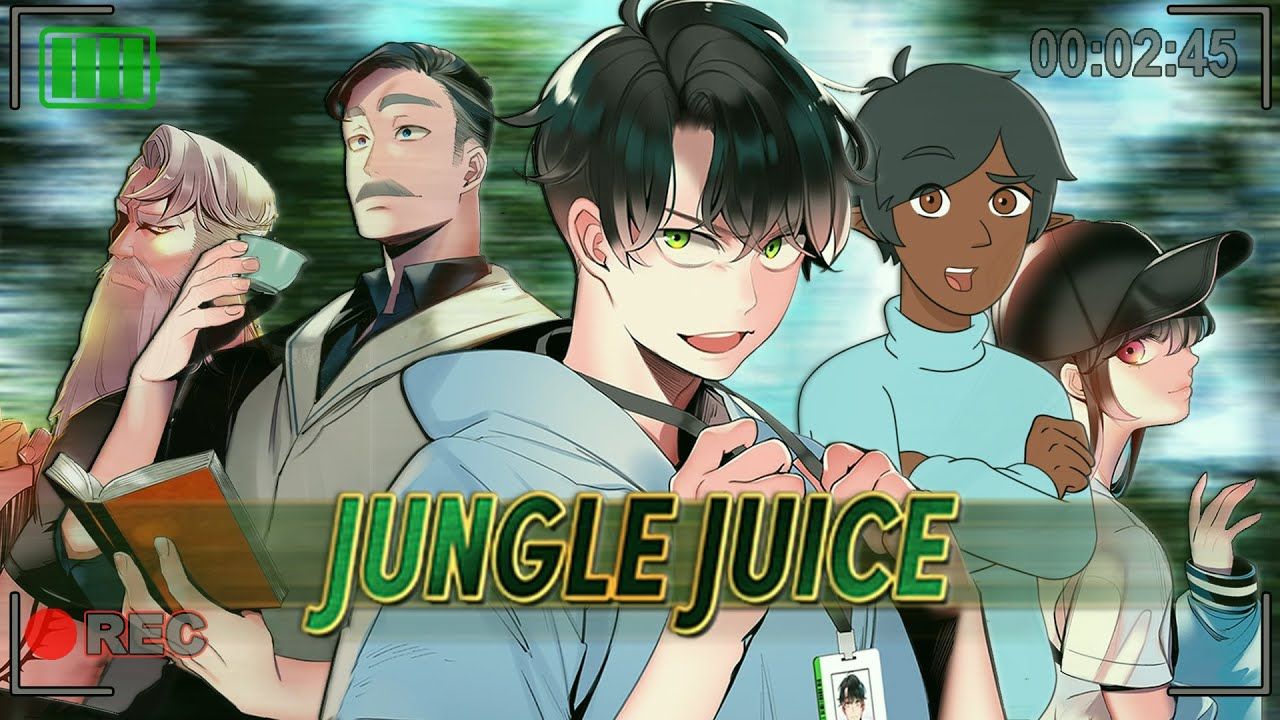 What If A Human Became A BUG? (Jungle Juice EP 1-3 Review)