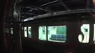 上野駅→塩尻大門 常磐線、馬橋支線、武蔵野線、中央線経由。 2018年9月2...
