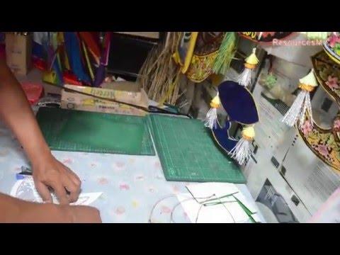 Wau ( Kite Making )