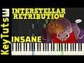 Learn to Play Interstellar Retribution by Rock Candy (Undertale AU) - Insane Mode