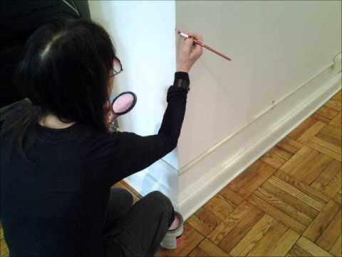 How To Repair Chips On Your Wall YouTube