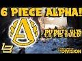 Alpha Bridge 6 Piece Bonus - INSANE! (The Division)
