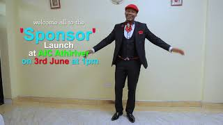 Myello sings SPONSOR live. LAUNCH on 3RD JUNE AIC ATHIRIVER