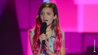 vuclip Eve Sings Still Into You | The Voice Kids Australia 2014