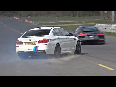Fail, Crashes and Near Misses Compilation! Aventador LP750, GTT900 Huracan Twin Turbo, M5 F10 & More
