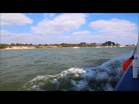 Boat trip from Poole to Wareham