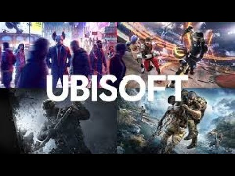 Play Ubisoft Games For FREE All Month!!!