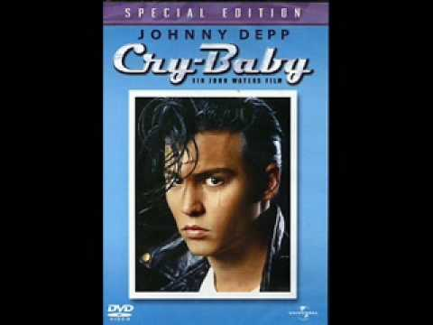 Cry baby soundtrack Teardrops are falling