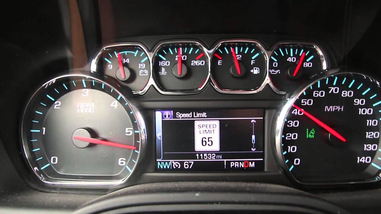 2015 Chevrolet Tahoe 0 60