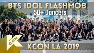 [KPOP IN PUBLIC] KCON19LA 'Untitled' BTS IDOL FLASHMOB