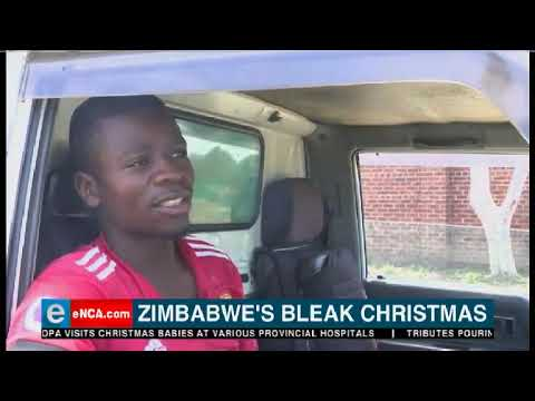Zimbabwe's bleak Christmas