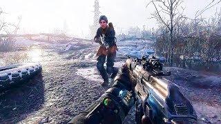 Игра «Metro Exodus» (E3 2018) — Русский трейлер игры [2019]