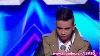 Jordan Rodrigues (Of THIRD D3GREE) - The X Factor Australia 2013 - AUDITION [FULL]