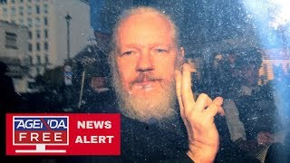 Julian Assange Indicted Under Espionage Act - LIVE COVERAGE