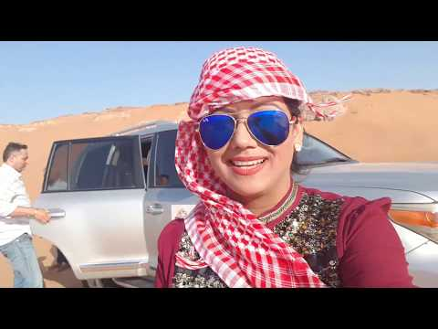 4×4 Dubai Desert Safari || Experience with Friends || Mamta Sachdeva || Part 1 ||