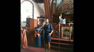 Nikia Sings @ Fanciful Females Concert in St. Louis