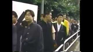 6.1 The Men   Yohji Yamamoto & Comme des Garons Fall / Winter 1991 Joint Presentation in Tokyo