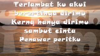 Menyesal - Sixth Sense ~Lirik~