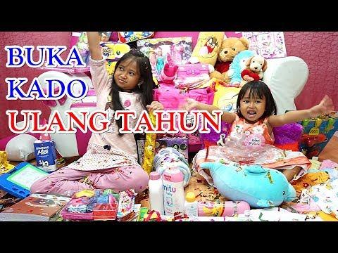 Buka Kado Ulang Tahun! Part 2 🎁 Jenica Birthday Party Opening Presents 😘😘😘
