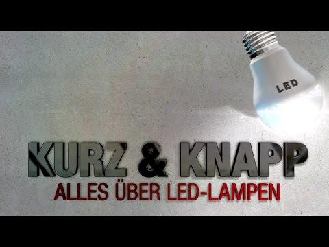 LED Lampen Vorteile Und Die Bedeutung Von Lumen U0026 Kelvin!