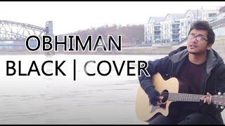 Obhiman (Black) Cover by Jamshed