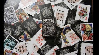 Bicycle Club Tattoo Deck Review