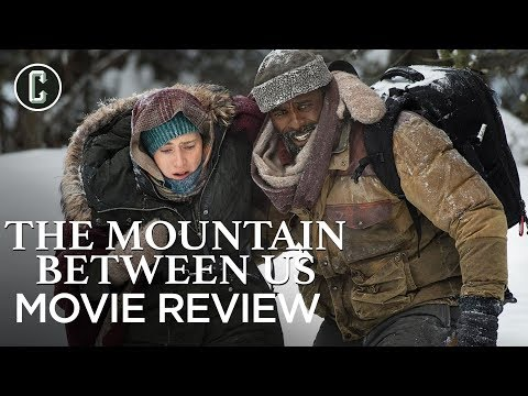 The Mountain Between Us Movie Review (No Spoilers)
