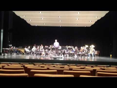 October by Eric Whitacre performed by Rio Hondo High School Band