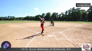 Keira Mahoney Softball College Showcase Video
