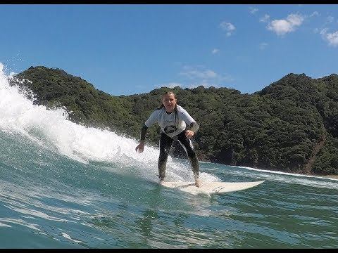 Piha Beach Club Surfing Contest