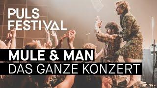 Baixar Mule & Man (Bonaparte & Kid Simius) live beim PULS Festival 2016 (Full Concert)