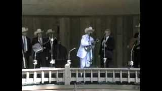 Bill Monroe and Ralph Stanley - Can
