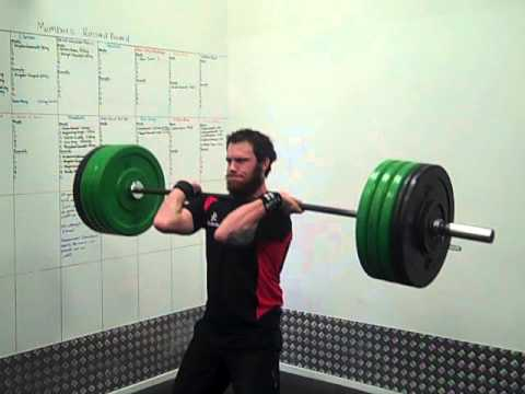 Jono's Power Clean