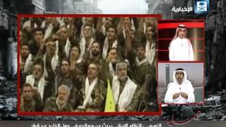 النعيمي: علاقة السلطات في الدوحة مع النظام الإيراني سيؤثر على دول مجلس التعاون الخليجي