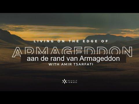 Aan De Rand Van Armageddon: Amir Tsarfati