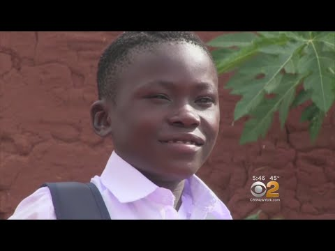 Boy Escapes Child Labor in Congo