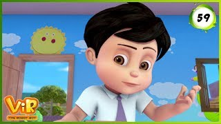 Vir: The Robot Boy | Shaitan Liliputs | Action cartoons for Kids | 3D cartoons